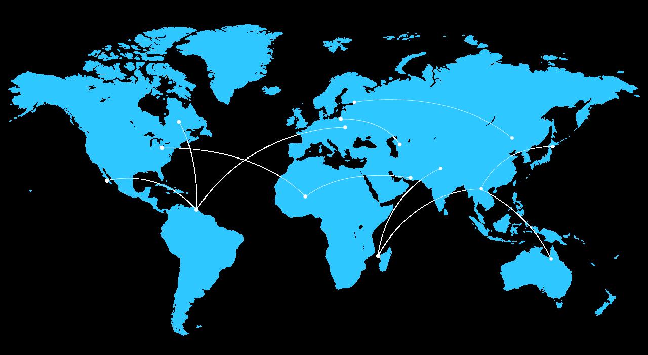 網站設計全球服務地區