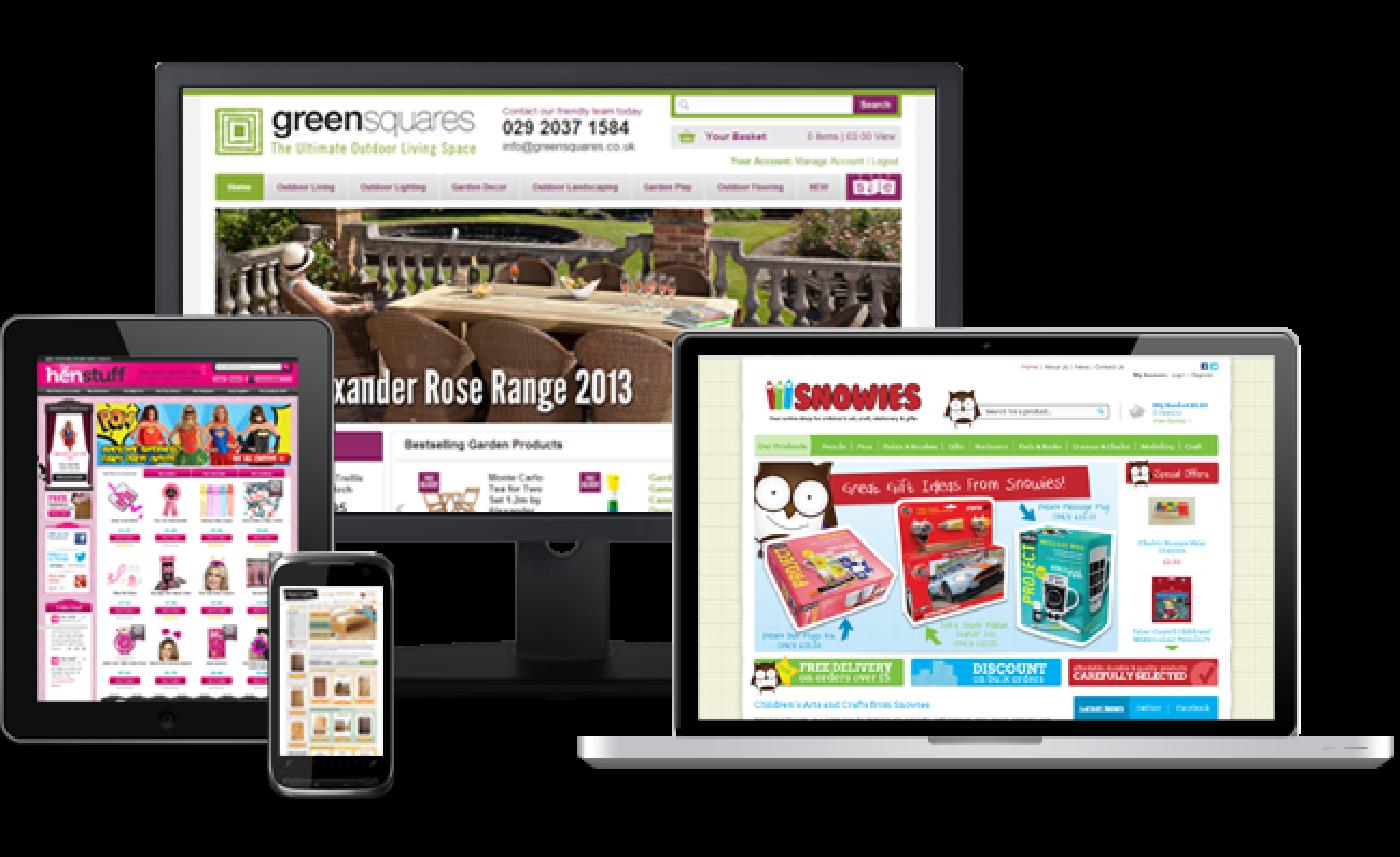 網站設計-購物網站設計
