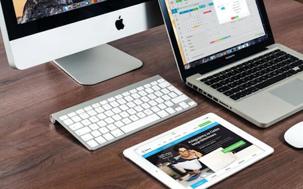 網站設計-扁平式設計