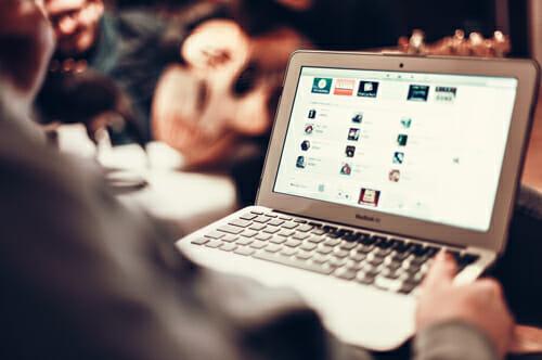 網站設計-電子商務b2c