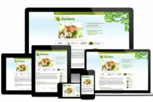 網站設計-響應式網頁設計