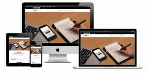 網站設計-一頁式網站設計2