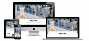網站設計-專業網頁設計作品1