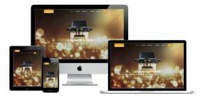 網站設計-精緻網頁設計作品5