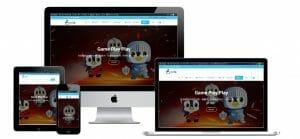 網站設計-精緻網頁設計作品6